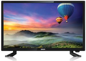 """Телевизор BBK 24LEM-1056/FT2C 24"""" (60,96 см) черный"""