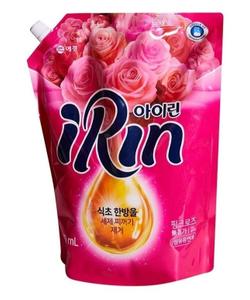 Кондиционер для белья Pink 2,1л (мягкая упаковка) IRIN