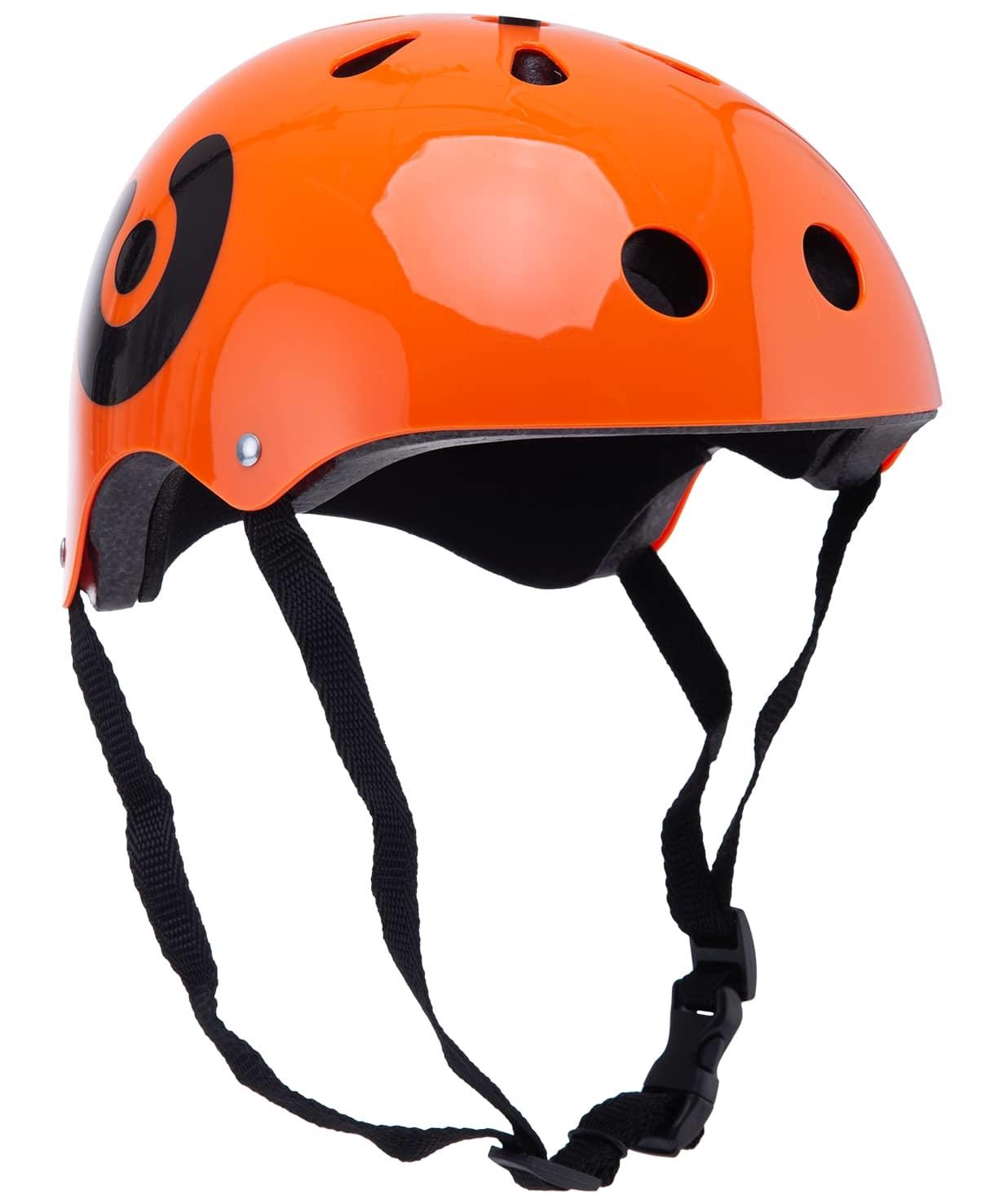 Шлем защитный Tick Orange