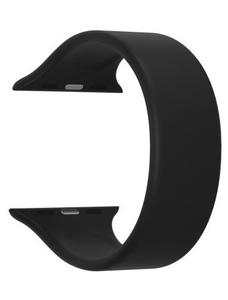 Силиконовый ремешок для Apple Watch 42/44 mm LYAMBDA ATRIA DSJ-23-44-BK Black