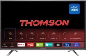 """Телевизор Thomson T43USM5200 43"""" (109 см) черный"""