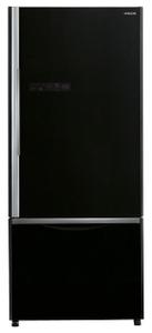 Холодильник Hitachi R-B 502 PU6 GBK черный