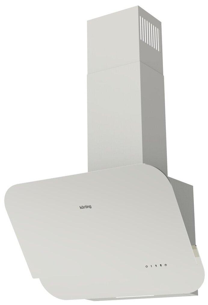 Вытяжка Korting KHC 66135 GW белый