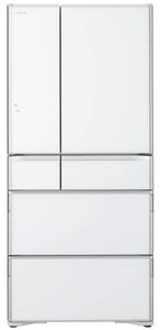 Холодильник Hitachi R-G 690 GU XW белый