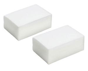 Губка меламиновая для удаления пятен, (набор 3 шт) 9х6х3 см