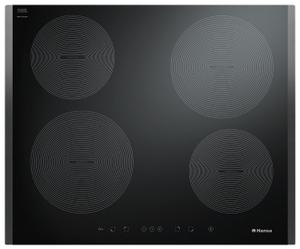 Индукционная варочная поверхность Hansa BHI68308 черный